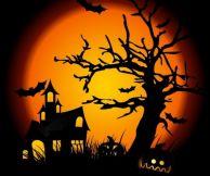 Halloweenský lampionový průvod 1
